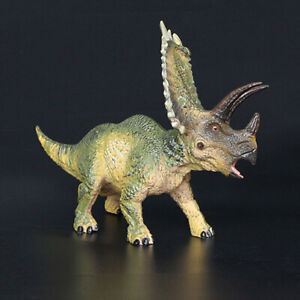 "Jurassic Realistic Model 7"" Pentaceratops Triceratops Horned Dinosaur Figure"