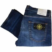 Faded Long Mid Rise Skinny, Slim Jeans for Men