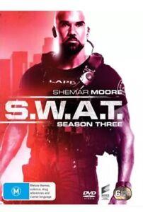 S.W.A.T. Season 3 - (DVD, 2020) Brand New Sealed Region 4 - SWAT Season 3