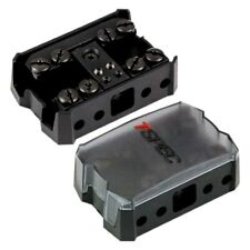 T-Spec V12db-14pn4 V12 Series MANL Power Grd 4 Position Distribution Block
