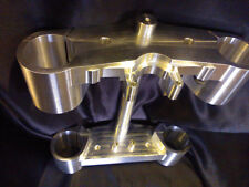 Honda CB1300 Billet Fork Yokes to fit USD forks or originals - Tiple Trees