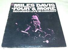 Miles Davis – 'Four' & More - Recorded Live In Concert COLUMBIA CS 9253