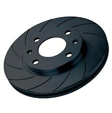 Black Diamond 12 Groove Front Discs Citroen C8 2.2 HDi with 310mm Discs 02 on