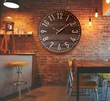 "25""/30""/36"" Large Wall Clock, Oversized wall clock, Wall decor #16"