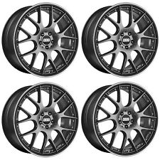 4 x BBS CH-R II Satin Anthracite Alloy Wheels - 5x112|21x10.5"