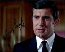 GEORGE LAZENBY 'JAMES BOND' Signed Autographed 8X10 Photo