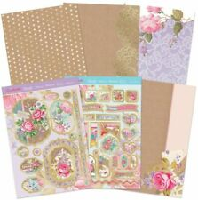 Hunkydory Premium Matt-tastic Topper Selection Radiant Roses NEW
