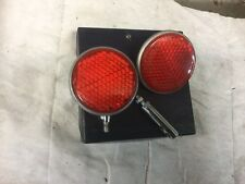 ALFA 105 ROUNDTAIL REAR REFLECTORS +POSTS ..(REF 170 )