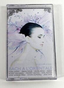 Anjelika Akbar Bach A L'orientale Cassette Tape 2002 Trio Balet Plak Turkey