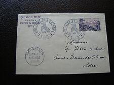 FRANCE - enveloppe 1/11/1955 (paris salon de l enfance) (cy88) french