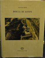 ROCCA DI ASSISI, Alfonso Brizi Grafica Dei Greci 1989 tiratura limitata 250 pz