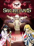 Sakura Wars: The Movie (DVD, 2003, Standard Edition) NIP
