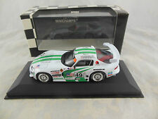Minichamps 430 961449 Dodge Viper GTS-R 24 Hrs Le Mans 1998 Canaska Cudini