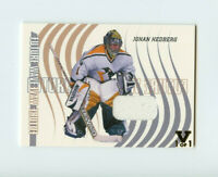 ITG FINAL VAULT 03 BETWEEN THE PIPES FUTURE WAVE JERSEY JOHAN HEDBERG 1/1 *67604