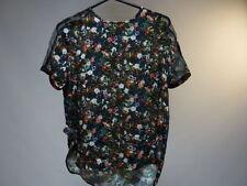 Zara Hips Floral Blouses for Women