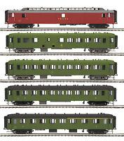 "MTH OCEM SCNF 5-Car Passenger Set for 3 Rail ""O"" Gauge 20-60026"