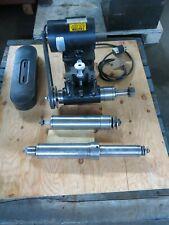 Dumore 3 Hp Lathe Toolpost Grinder 12 Wheel Capacity With 3 Spindles