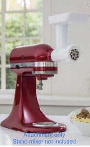 ORIGINAL KITCHENAID  FOOD/ MEAT GRINDER, MINCER STAND MIXER ATTACHMENT FGA-2 £85
