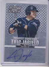 2013 Panini Prizm Perennial Draft Picks Eric Jagielo Autograph New York Yankees