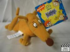 Spike the dog 7 inch mini bean bag plush, Rugrats; Applause NEW