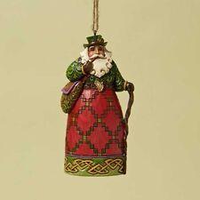 Jim Shore IRISH SANTA Ornament 4022939 Nallaig Shona Dhuit Santa Around World