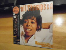 SEALED RARE JAPAN Carroll Thompson CD Other Side of Love 5 BONUS Mad Professor !