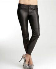 Bebe Genuine Leather Skinny Pants