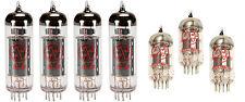 New JJ / Tesla tube set for Peavey Classic 30 .3 x ECC83S/12AX7 & quad EL84