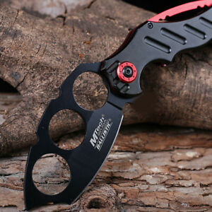 MTech Karambit Folding Knife Tactical Hunting Pocket Claw Knives EDC AU STOCK