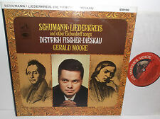 ASD 650 Schumann Liederkreis Eichendorff Dietrich Fischer-Dieskau Gerald Moore