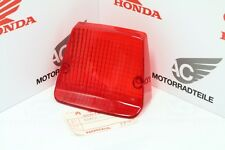HONDA MBX 50 80 lens tail light brakelight GENUINE NEW NOS 33702-ge2-023