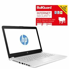 """HP 14-BW021NA 14"""" Laptop AMD A6 8GB 1TB HDD With BullGuard Internet Security"""