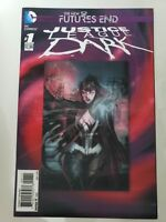 JUSTICE LEAGUE DARK FUTURES END #1 3D LENTICULAR MOTION COVER (2014) DC COMICS