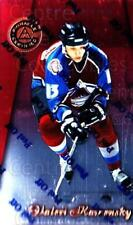 1997-98 Pinnacle Certified Red #67 Valeri Kamensky