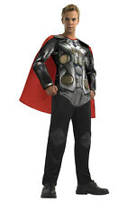 Thor Avengers Marvel Superhero Men Costume XL
