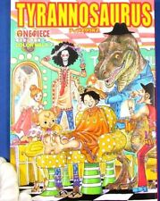 ONE PIECE Color Walk 7 Tyrannosaurus Eiichiro Oda IllustrationBook New Japan