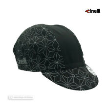 NEW Official Cinelli ICE RAIN REFLECTIVE Cycling Cap - Made in Italy!