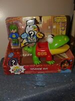 Ryans World Splashin Gus Action Figure Suprise Mystery Toy Gold Launcher New