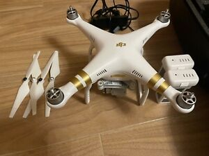 DJI Phantom 3 Professional Quadcopter with 4K Camera and 3-Axis Gimbal - USED