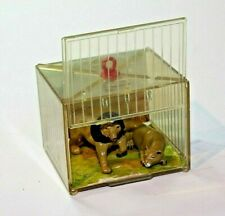 Corgi 1139 Chipperfields Menagerie Original Lion Cage with Figures