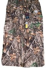 Realtree ~ Men's Performance Pants Polyester Camouflage Break Up Hunting ~ 3XL