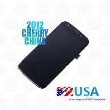 USA For Motorola Moto E4 XT1765 XT1766 Frame LCD Display Touch Screen Digitizer