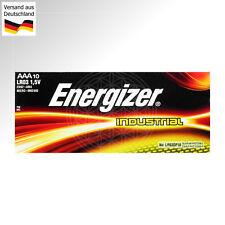 3x 10 Energizer AAA Micro Batterien für Led Lenser P7 LR03 AM4 MN2400 1,5V EN92