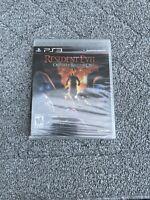 Resident Evil: Operation Raccoon City Sony PlayStation 3 *Sealed! *Free Ship!