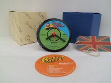 KIKI DEE VINYL RECORD SINGLE CLOCK - An actual Record Centre Desk