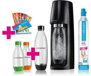 Sodastream Wasserfilter Easy Vorteilspack schwarz