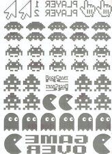 Máscara De Pintura Para Lexan Body-Arcade - 1:12 1:10 1:8 1:5 kamtec Protoform Hudy Zen