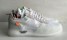 Nike X off-white Air Force 1 Basso Scarpe Da Ginnastica UK 11 US 12