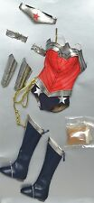 """Tonner DC STARS Wonder Woman 52 16"""" OUTFIT & ACCESSORIES NEW Diana Prince"""