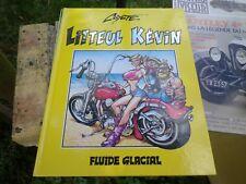 LITTEUL KEVIN TOME 1 2eme édition COYOTE AUDIE FLUIDE GLACIAL 1999 très bon état